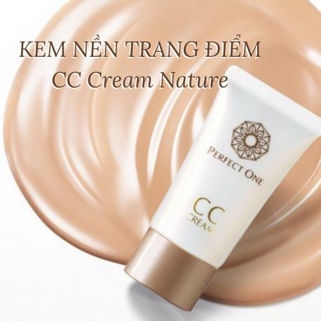 KEM NỀN TRANG ĐIỂM CC Cream Nature