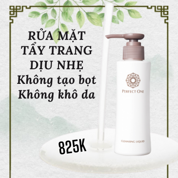 Cleansing Liquid Perfect One