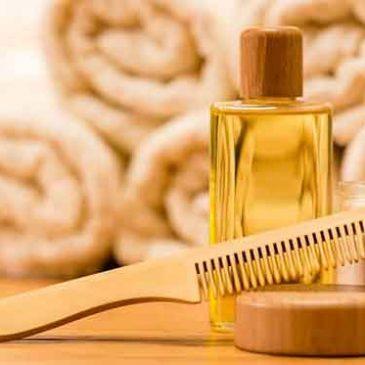 Dưỡng tóc bằng dầu thiên nhiên