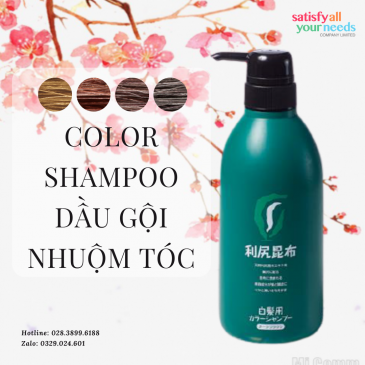 RISHIRI COLOR SHAMPOO (500ml)
