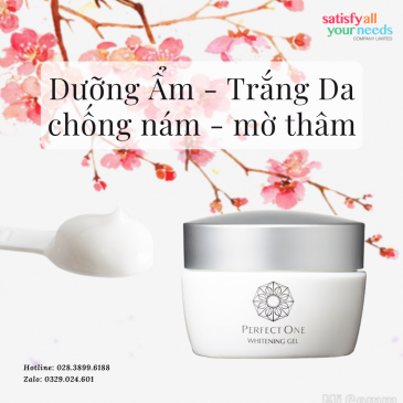WHITENING GEL – PERFECT ONE